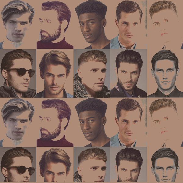 Hair Guide: The Best Haircut for Your Face Shape (Men's Edition)