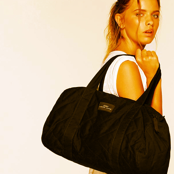 8 Stylish Gym Bags You Can Carry Everywhere