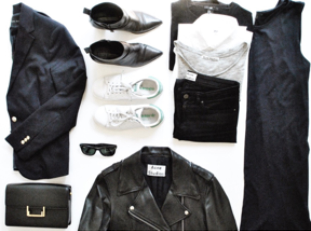 WHAT OUTFITS TO WEAR WITH LEATHER