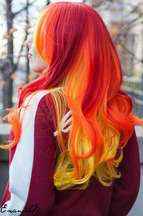 Creative Hues to Color Your Hair